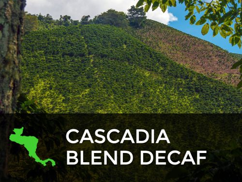Cascadia Blend Decaf 500x377  Profile Coffee Roaster