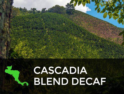Cascadia Blend Decaf 500x378  Profile Coffee Roaster