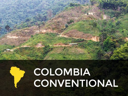 Colombia – Supremo Coffee Beans