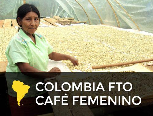 Colombia FTO Café Femenino 1 500x377  Peru FTO - Swiss Water Process Decaf