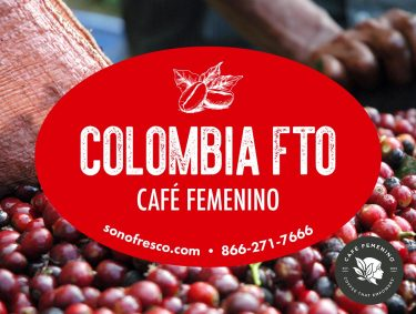 Colombia FTO Café Femenino 2 375x283  Colombia - Conventional