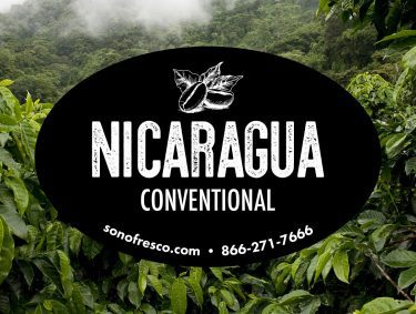 Nicaragua Conventional Coffee Beans 375x283  French Vanilla Flavored Coffee Whole Bean