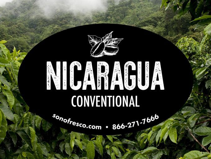 Nicaragua Conventional Coffee Beans 678x512  Nicaragua - Conventional