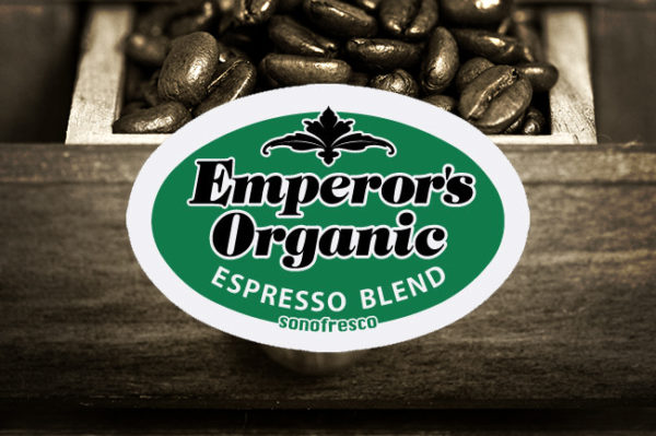Emperors Organic Espresso Blend