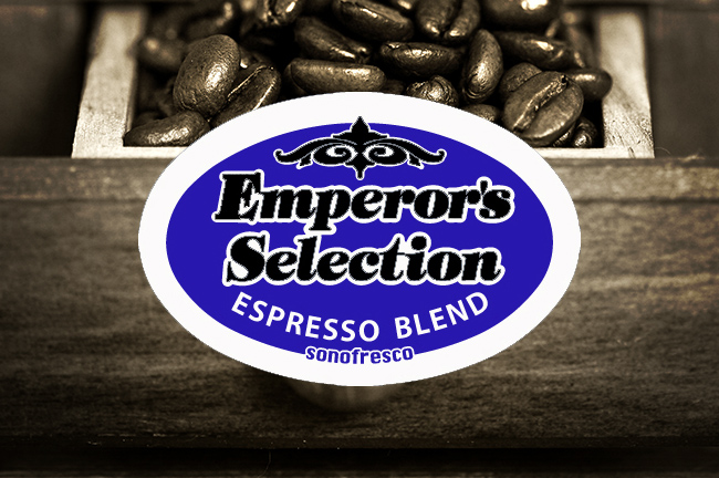 Emperors Espresso Blend
