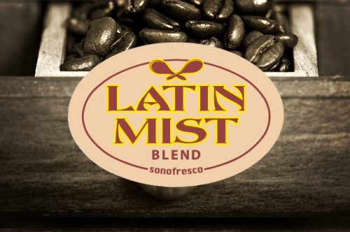 Latin Mist Coffee Beans