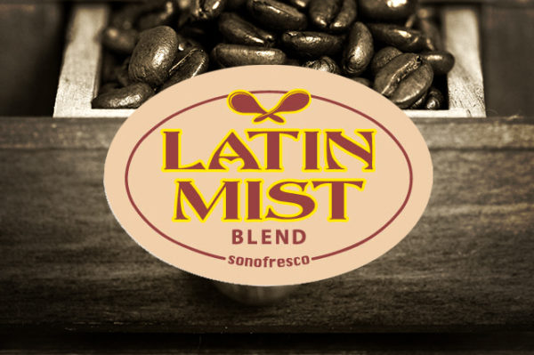 Latin Mist Coffee Beans