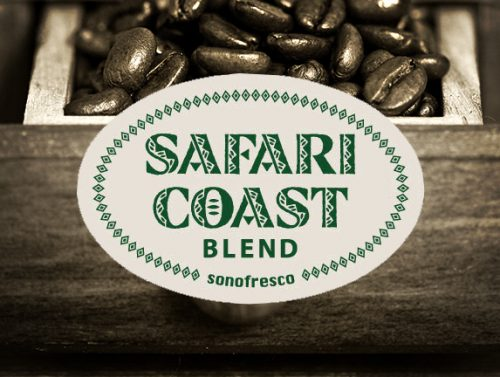 Safari Coast Coffee Beans