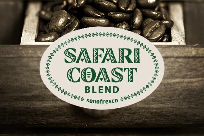 Safari Coast Coffee Beans