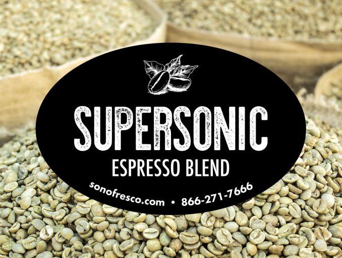 Sonofresco Supersonic Espresso Coffee Bean Blend 678x512  Supersonic Espresso Blend