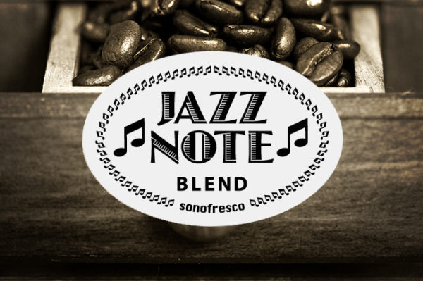 Jazz Note Coffee Beans