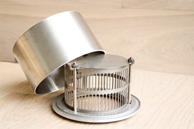 Chaff Collector with Wall - 1lb roaster