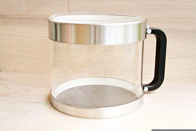 2lb Roast Chamber for sonofresco coffee roaster