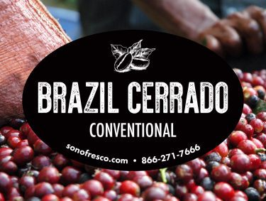 Brazil Cerrado Conventional 375x283  Sea to Shining Sea Blend