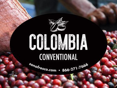 Colombia Conventional 375x283  New! Donut Blend