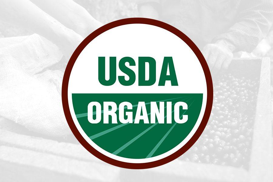 usda organic logo 900x600  Nicaragua FTO