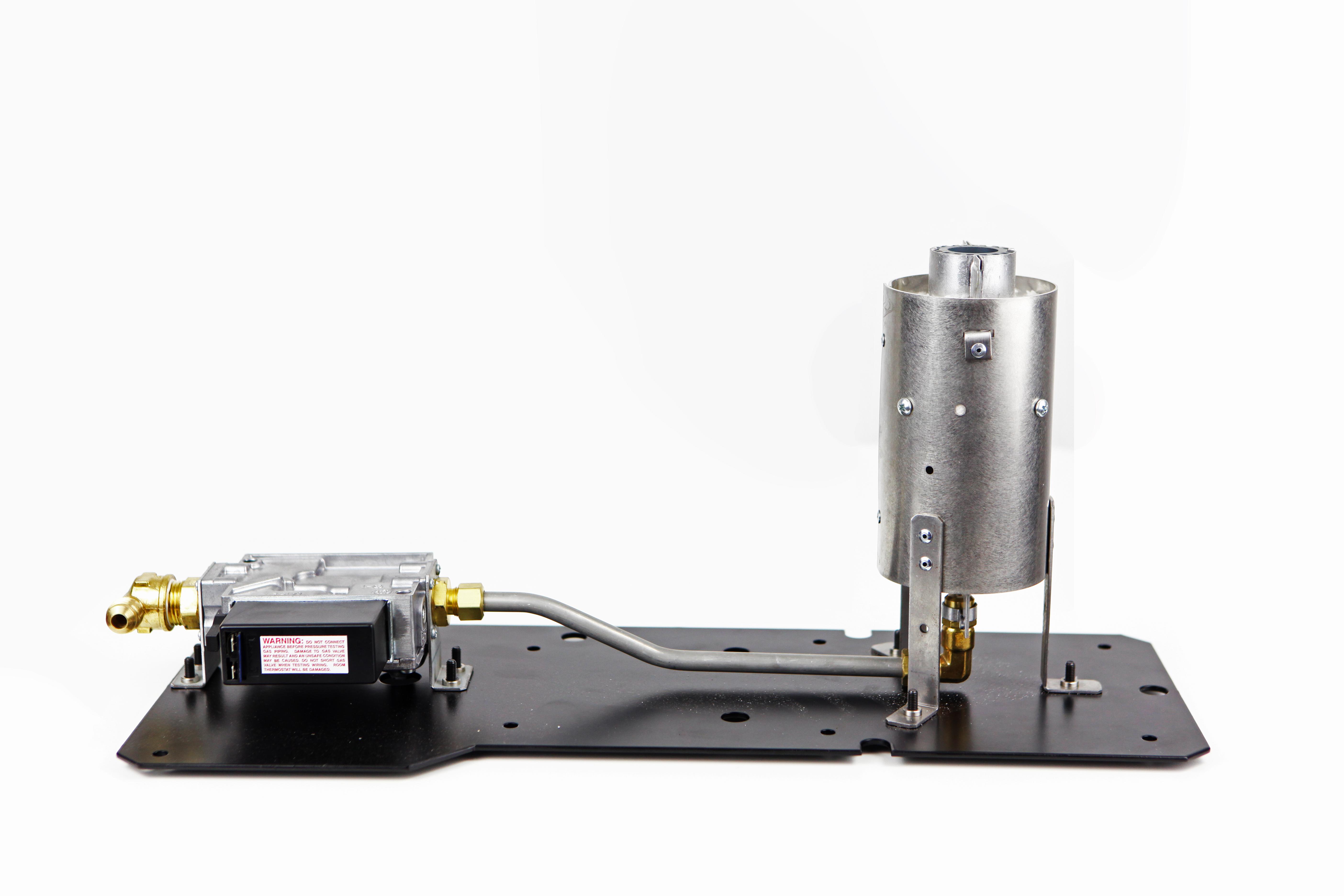 Conversion to Propane – Two Pound Roaster