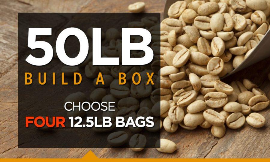 50LB Build a Box (Choose Four 12.5LB Bags)