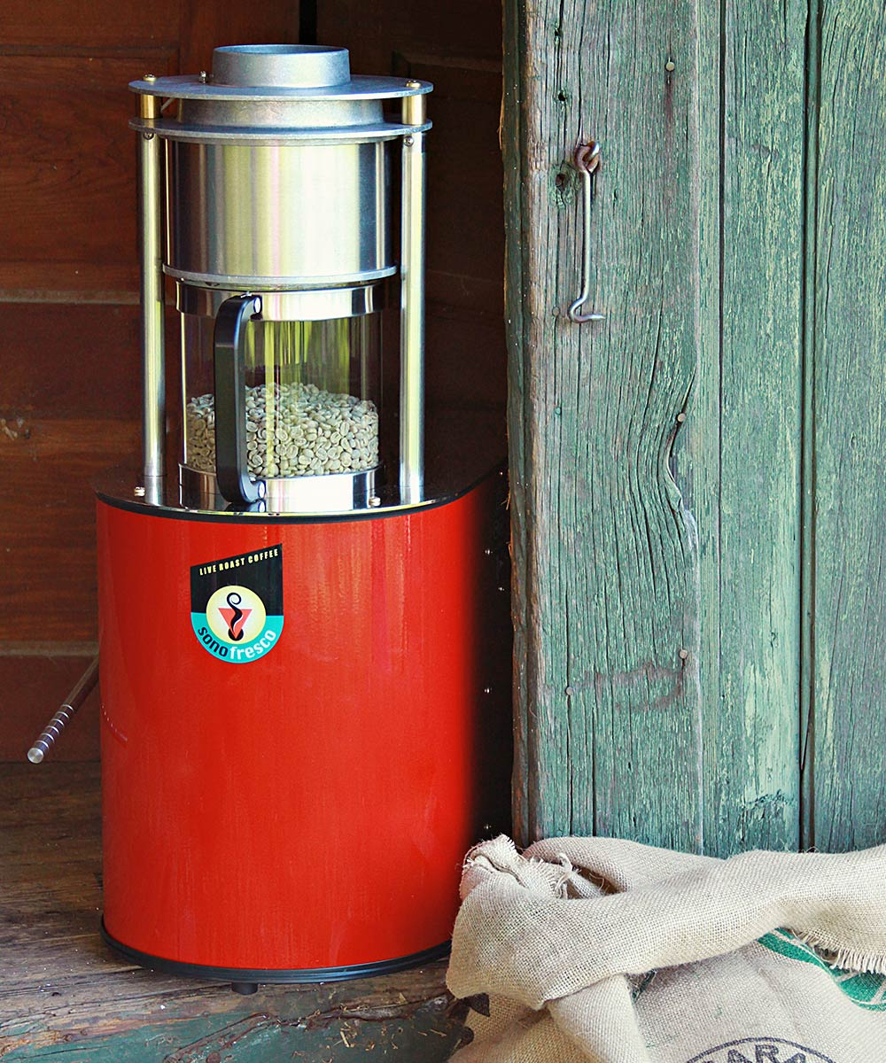 Profile Coffee Roaster