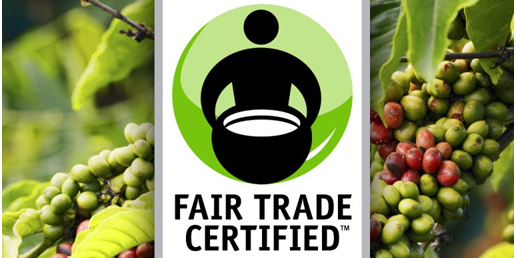 Fairtrade Green Coffee Beans Help Sustain Lives