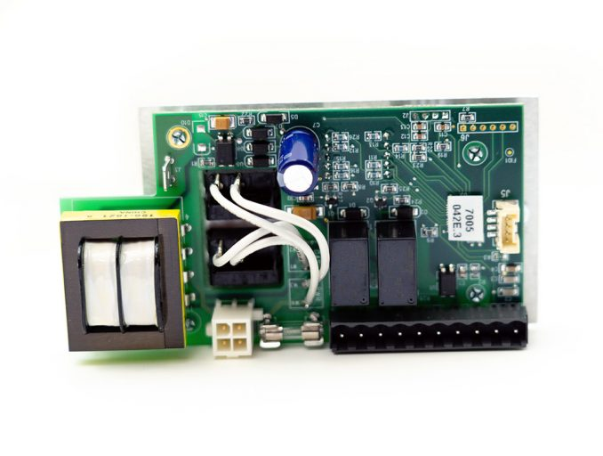 CONTROL BOARD GAS BLUETOOTH COMPATIBLE V2 678x512 Replacement part