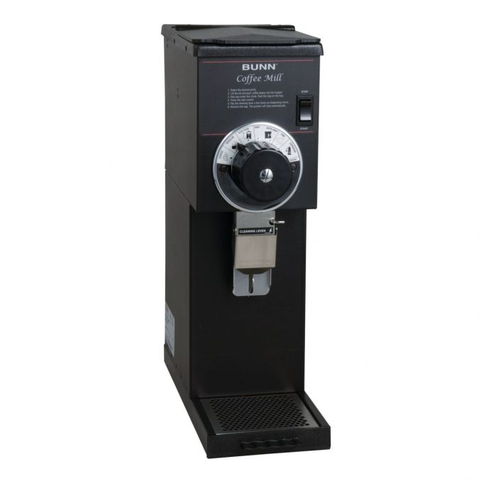 22104.0000 G1 HD BLK 1 678x678  G1 HD BLK 1 lb. Bulk Coffee Grinder