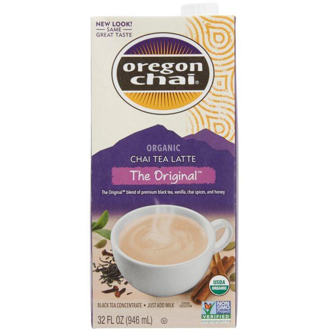 Organic Original Chai Tea Latte Concentrate