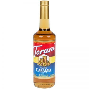 Torani Caramel Flavoring Syrup