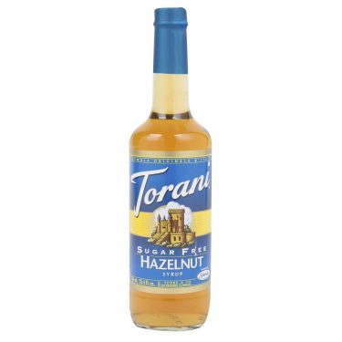Torani Sugar Free Hazelnut Flavoring Syrup