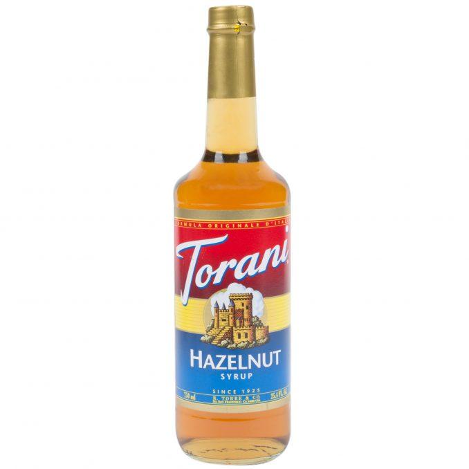 Torani Hazelnut Flavoring Syrup