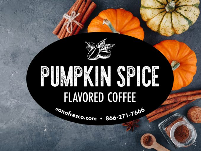 Pumpkin Spice Coffee 678x512 Pumpkin Spice Flavored Coffee Whole Bean