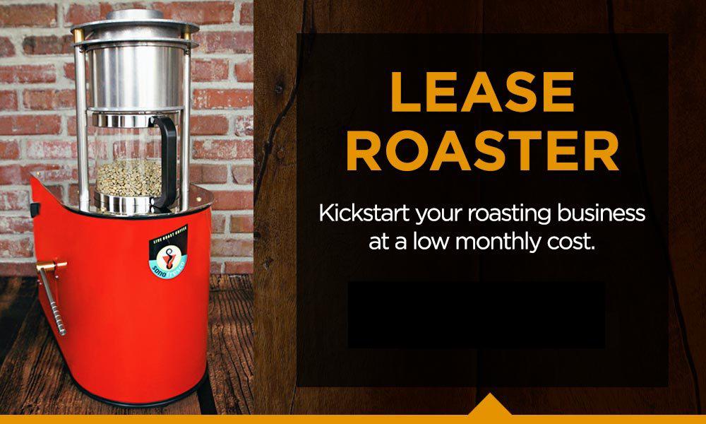 ProfileRoaster LeaseRoaster new  Coffee Roasters